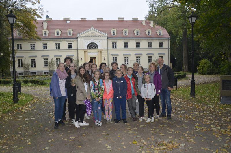Schola parafialna w Przelewicach