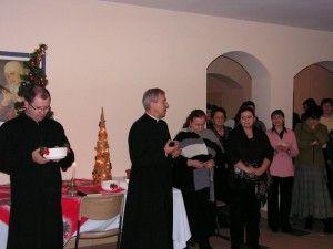 spotkania oplatkowe z grupami parafialnymi 2011d