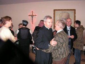spotkania oplatkowe z grupami parafialnymi 2011h