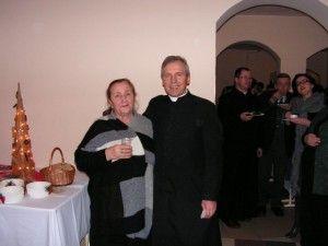 spotkania oplatkowe z grupami parafialnymi 2011i