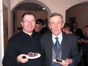 spotkania oplatkowe z grupami parafialnymi 2011j