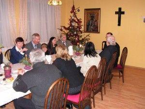 spotkania oplatkowe z DZNS 2011i